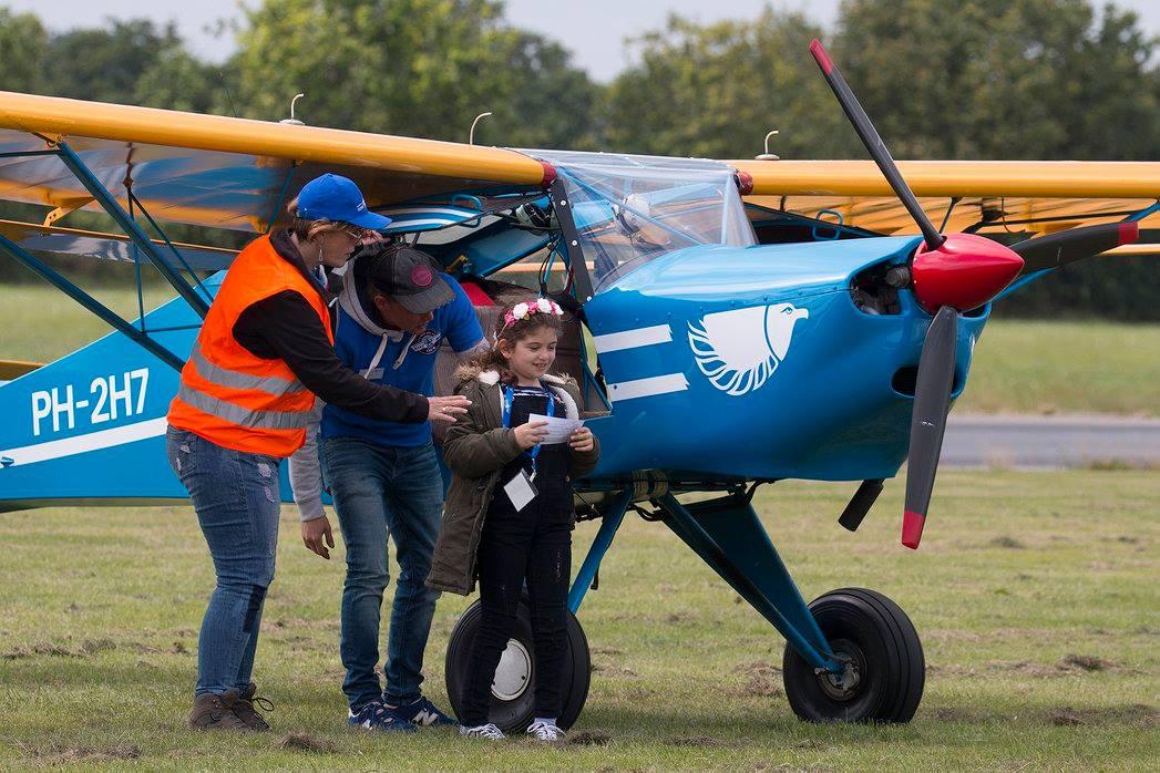 FLY4U vliegt 22 juni 2019 met kids in de knel